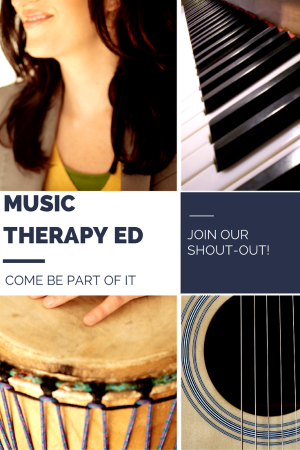 Sign up for news about music therapy CMTEs from Music Therapy Ed!
