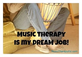 Thanks for YOUR giving, music therapists!