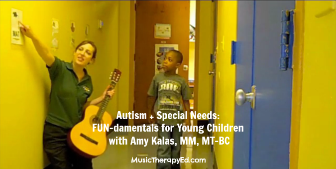 Amy Buser, MM, MT-BC | Autism and Special Needs