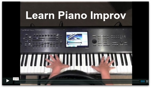 Piano Improv IS for Everybody