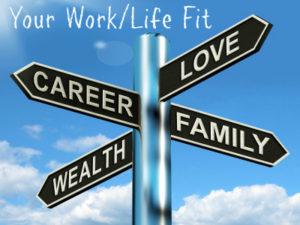 Self-Care Month: WORK/LIFE FIT