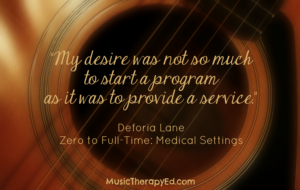 Meagan Hughes || Zero to Full-Time: Medical Settings