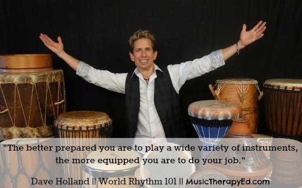Dave Holland || World Rhythm 101