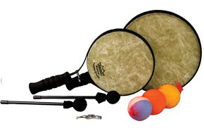 Win this set of Remo Paddle Drums