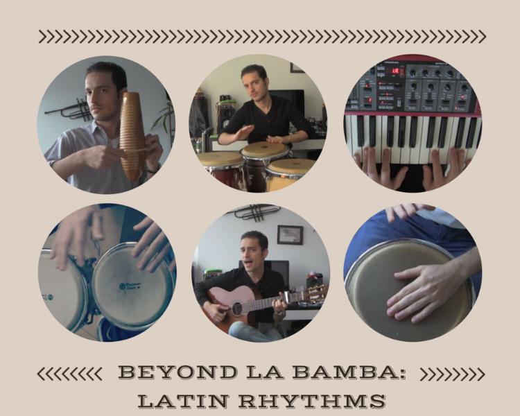 Ariel Weissberger, MA, MT-BC | Latin Rhythms