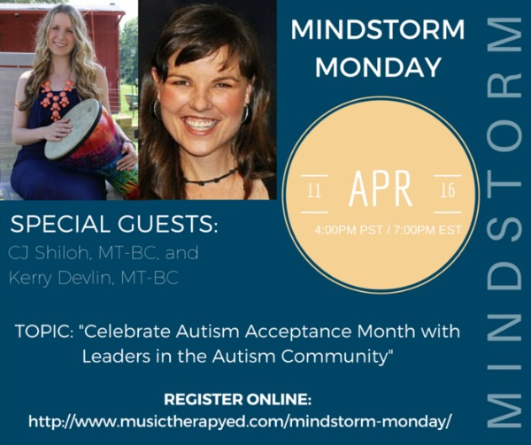 Join us for Mindstorm Monthly with CJ Shiloh and Kerry Devlin