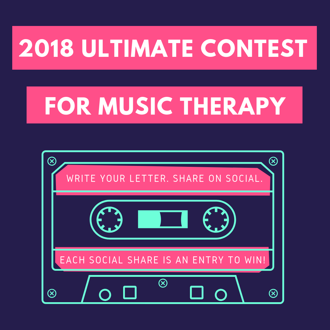 The Ultimate 2018 Contest For Music Therapy: Lin-Manuel