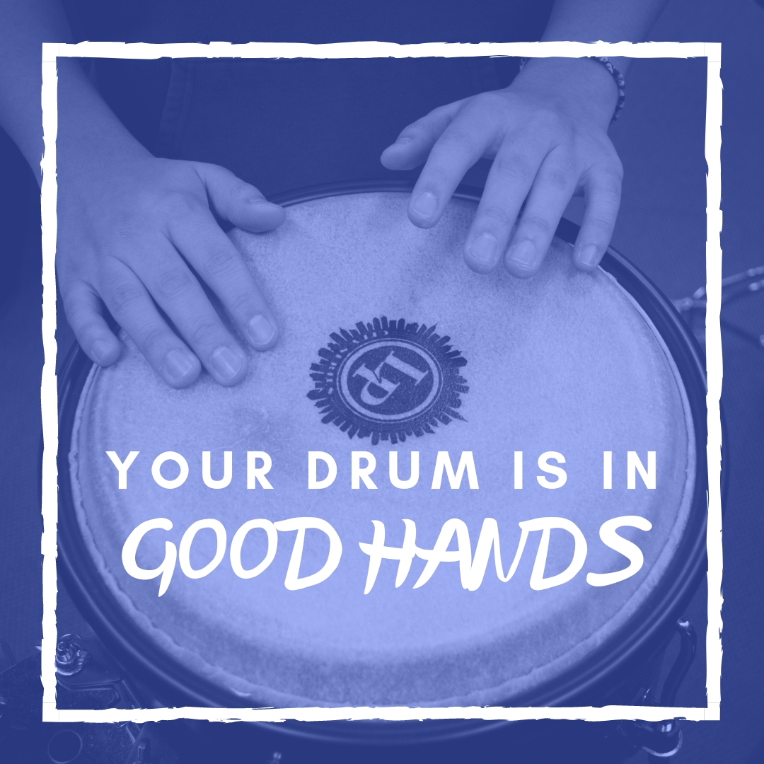 Photo of Basic Hand Drum Technique By Christine Stevens, MM, MSW, MT-BC