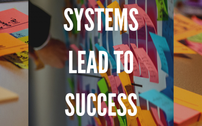 The Systems You NEED (regardless of setting)