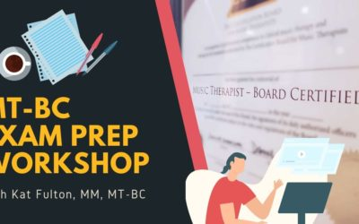 MT-BC Exam Prep Workshop: CONQUER the Test!