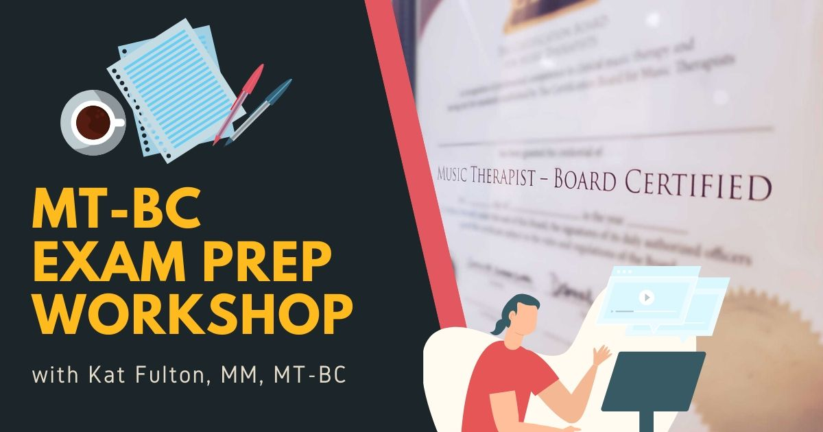 Exam prep workshop