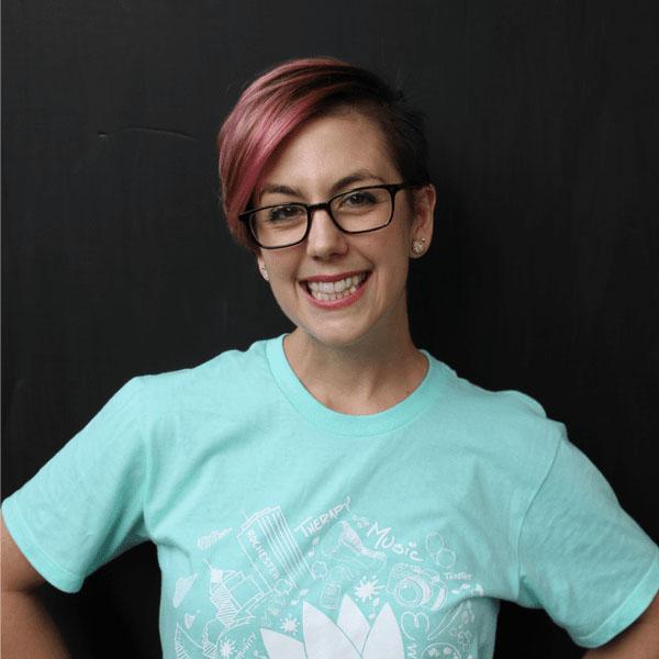Megan Resig, MT-BC
