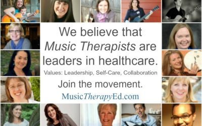 You are a leader in healthcare