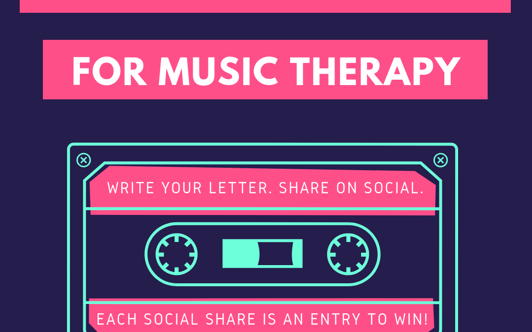 The Ultimate 2018 Contest For Music Therapy: Lin-Manuel #MTELove