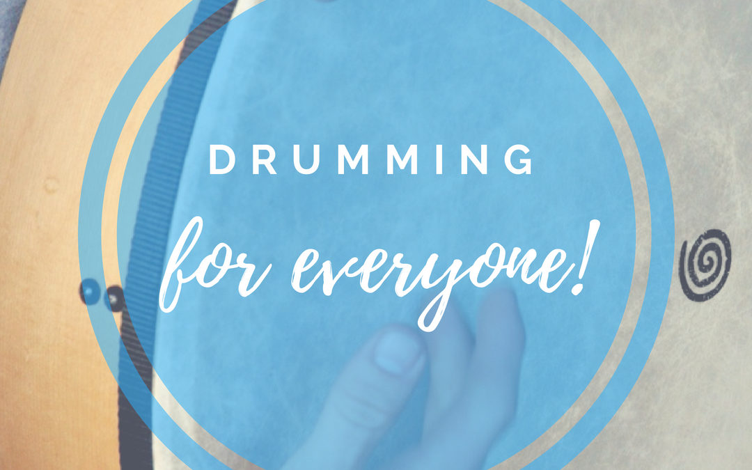 Yes, You Can! Hand Drum Techniques You Can Use TODAY