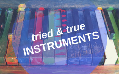 Instrument Recommendations From The MTE Team