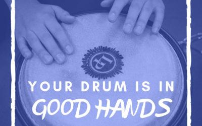 Basic Hand Drum Technique By Christine Stevens, MM, MSW, MT-BC