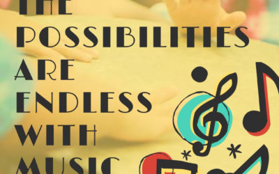 Music Therapy + Early Childhood = MAGIC!